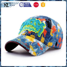Factory Popular different types cheap 5-panel baseball caps for sale