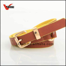 Customized fashion kid pu belt