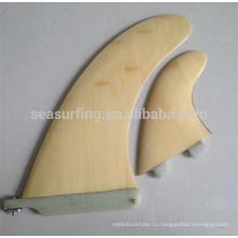 красочный дизайн плавать плавники для серфинга плавники /бамбуковые ребра суп