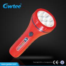 Высокое качество Дайвинг 7pcs привели фонарик