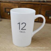 Taza de porcelana (CY-P837-2)