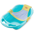 Chaise de lit de bain demi-filet