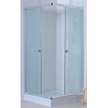 Square Simple Shower Room (E-07 Fabric glass)