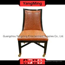 Cadeira retro da madeira maciça européia (YM-DK15)