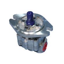 wheel bucket excavator external gear pump