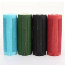 Haut-parleur actif de mini boîte de son portatif sans fil Bluetooth