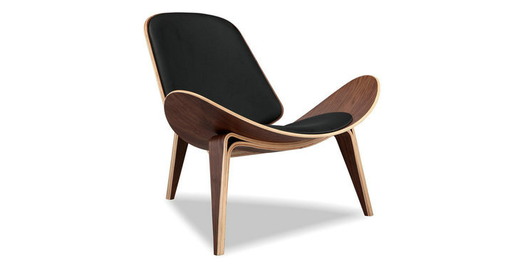 wegner shell chair