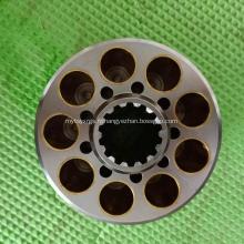 Pompe à engrenages hydraulique de pièces de rechange de pompe DX255
