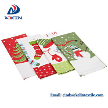 Sublimated thick kitchen tea towels wholesale