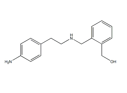 High Quality Mirabegron Inter (R)-2-((4-Aminophenethyl)amino)-1-phenylethanol 391901-45-4
