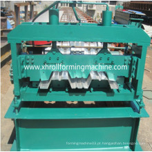 Máquina formadora de rolo de painel de convés CNC Ibr
