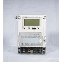 Medidor elétrico inteligente com portadora / RS485 / infravermelho