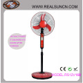 AC DC Double Duty Rechargeable Fan 16inch with USB Output (RS12V16B)
