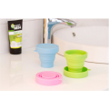Camping Travel School Collapsible Silicone Cups