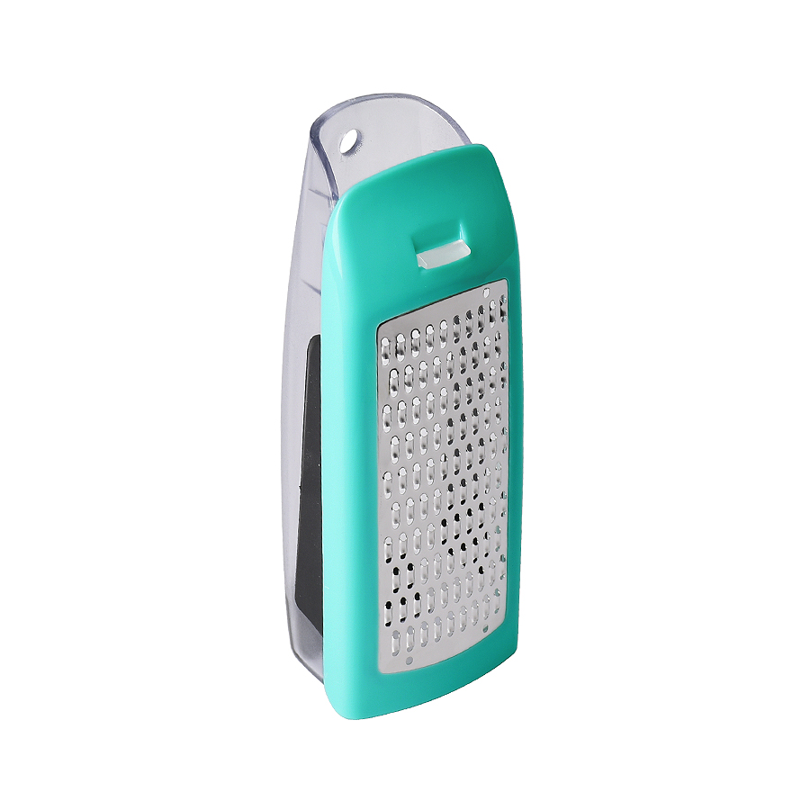 Stainless Steel Grater With Container