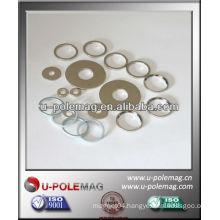 Neodymium Radial Ring Magnet For Motor