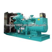 Gerador elétrico de contêiner Grupo gerador elétrico 1600 kW