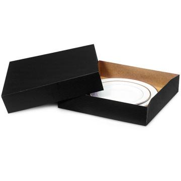 Wholesale custom paper  dinner plate gift box