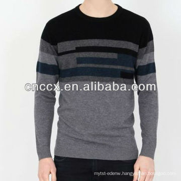 13STC5529 cashmere wool sweaters men