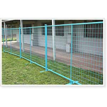 PVC Coated Temporary Fencing