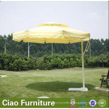 Paraguas de patio durable de los muebles al aire libre
