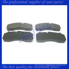 1890861 185608 0004236610 0004211810 A0034201020 plaquette de frein de voiture pour plaquette de frein scania