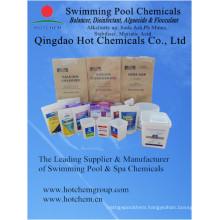 Swimming Pool Chemical /SDIC/TCCA/Cyanuric Acid/Calcium Hypochlorite
