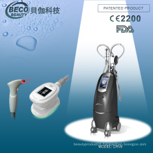 RF+Fat Freeze+Vacuum+Laser+Cold Light Cryolipolysis System for Fat Loss and Wrinkle Removal Machine CRV6
