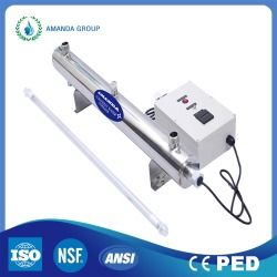 China Factory UV Lamps Water Purification System
