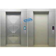 Hotel Commercial Gearless Passenger Elevator