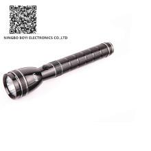 Linterna recargable de la antorcha del metal del CREE LED de 3W