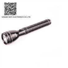 Aluminium rechargeable 3W CREE LED Torch Light