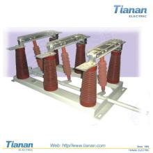 Interruptor de aislamiento de alta tensión de CA de la serie GN27-40.5