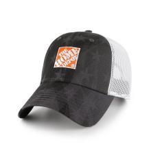 Chapéu esportivo de caminhoneiro bordado com 6 painéis