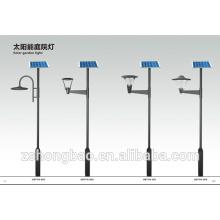 Qualität Solar führte Gartenlampe IP65 3 Tage 6-8 Stunden Arbeitszeit 20w 30w 40w 50w 60w Solar führte Gartenlicht