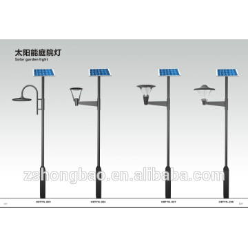High quality solar led garden lamp IP65 3 days 6-8 hours working time 20w 30w 40w 50w 60w solar led garden light