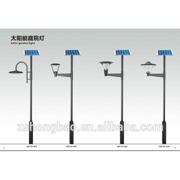 Высокое качество солнечной лампы сада IP65 3 дня 6-8 часов рабочего времени 20w 30w 40w 50w 60w солнечной привело сад свет