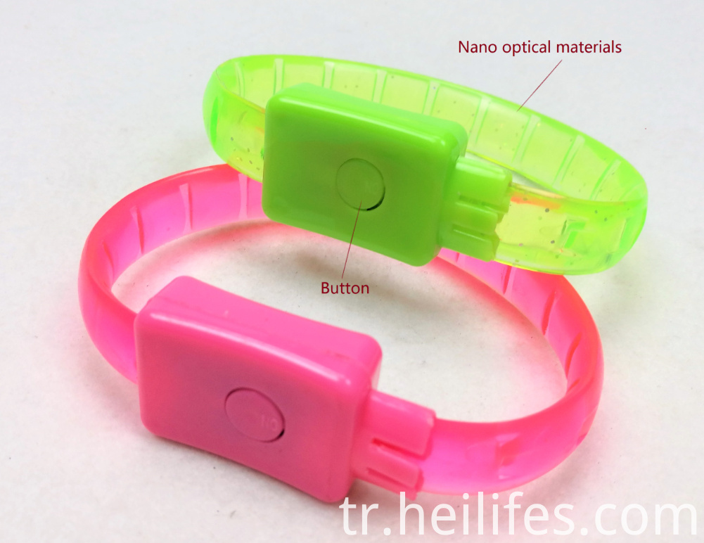Led Wristband For Promotion