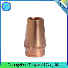 Tweco nozzle spare parts 25CT series welding nozzles