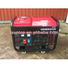 Двухцилиндровый дизельный генератор мощностью 10 кВт