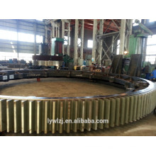 High Quality Customized Casting Ring Gear For Ball Mill