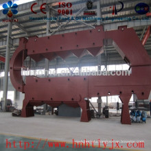 With lowest oil residue edible oil Loop Type Extractor