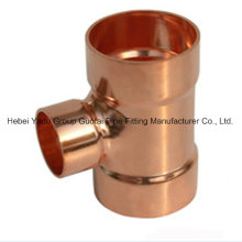 Factory Sale Copper Reducing Tee