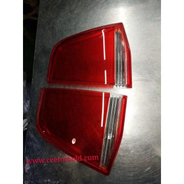 Tail light plastic injection molding