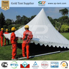 Aluminium Structural Luxury Wedding Hexagonal Tents (bar 6m)