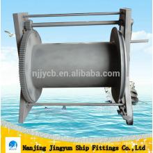 Bobina de alambre de acero marino