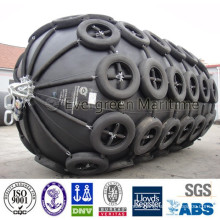 Chain and Tyre Net Pneumatic Marine Fender on sale