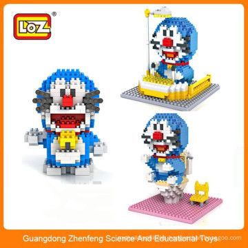 2015 hot children plastic building blocks LOZ building block diy toys