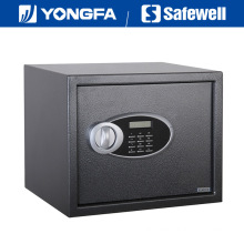 Safewell 30cm Height Eud Panel Electronic Safe for Home Office