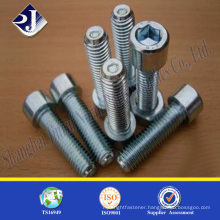 floor bolt hex socket pan head screw socket head cap screws